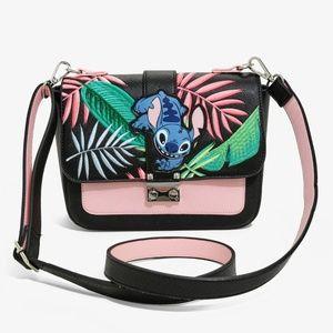Loungefly Disney Stitch Tropical Crossbody bag